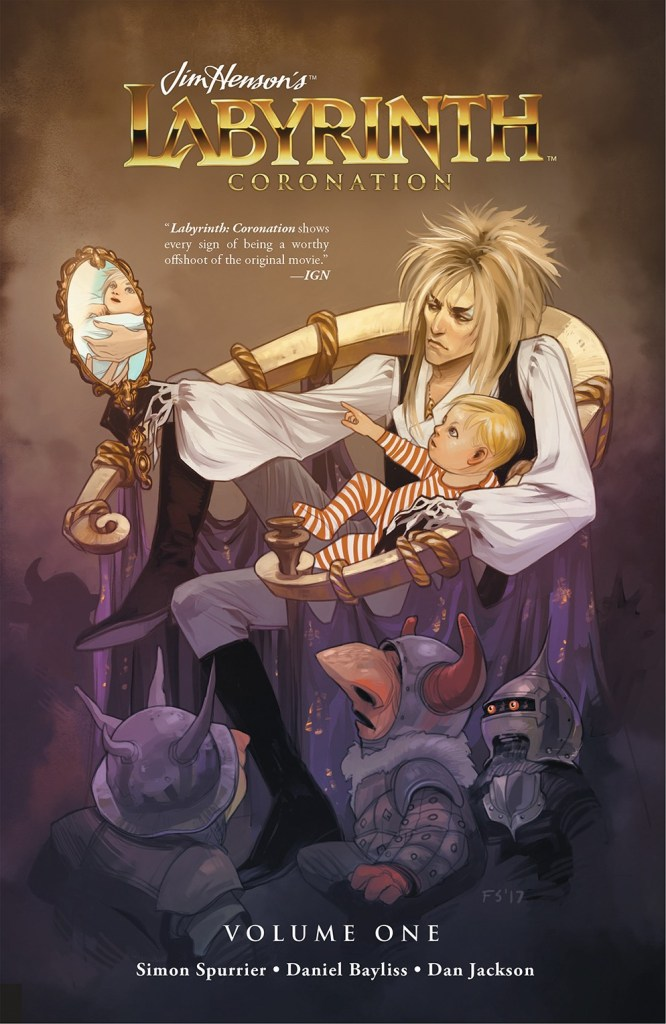 Labyrinth: Coronation Vol. 1 SC