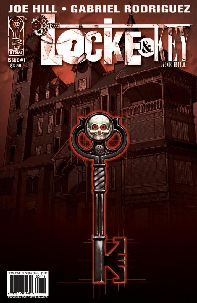 Locke & Key #1 Facsimile Edition