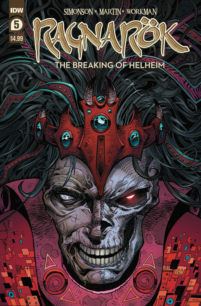 Ragnarök: The Breaking of Helheim #5 (of 6)