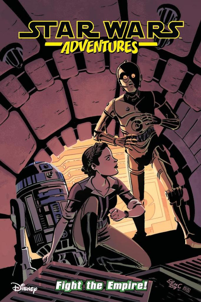 Star Wars Adventures Vol. 9 Fight the Empire