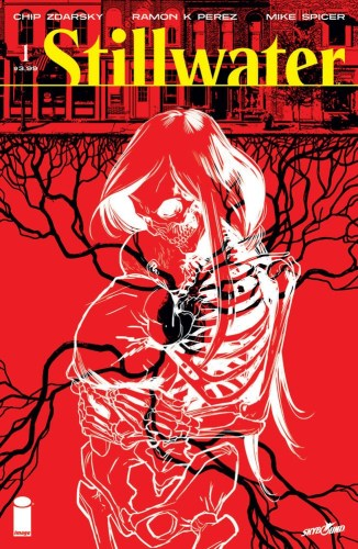 Stillwater #1 is a fantastic debut a must for horror fans