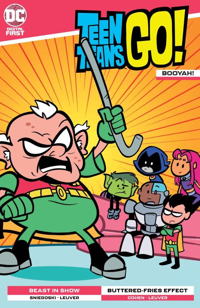 Teen Titans Go! Booyah #3