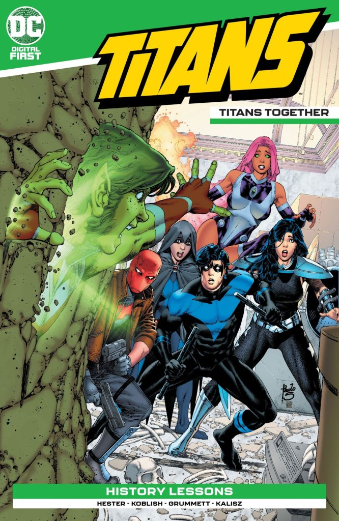 Titans: Titans Together #1