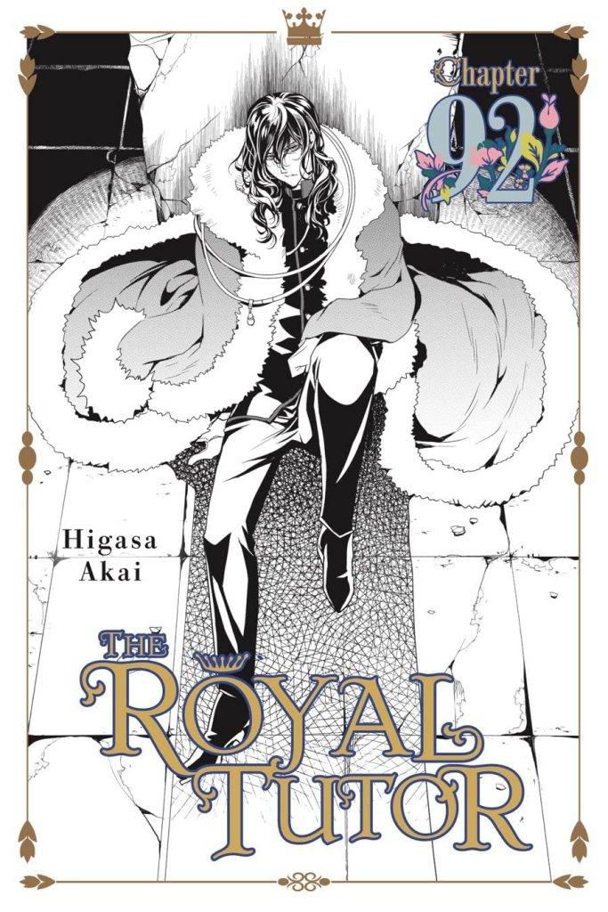 The Royal Tutor #92