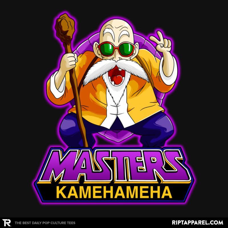Masters Kamehameha