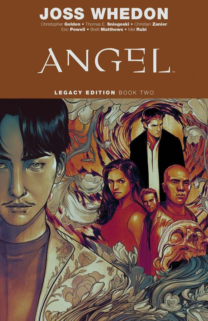 Angel: Legacy Edition Book Two