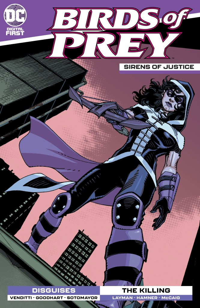 Birds of Prey: Sirens of Justice #2