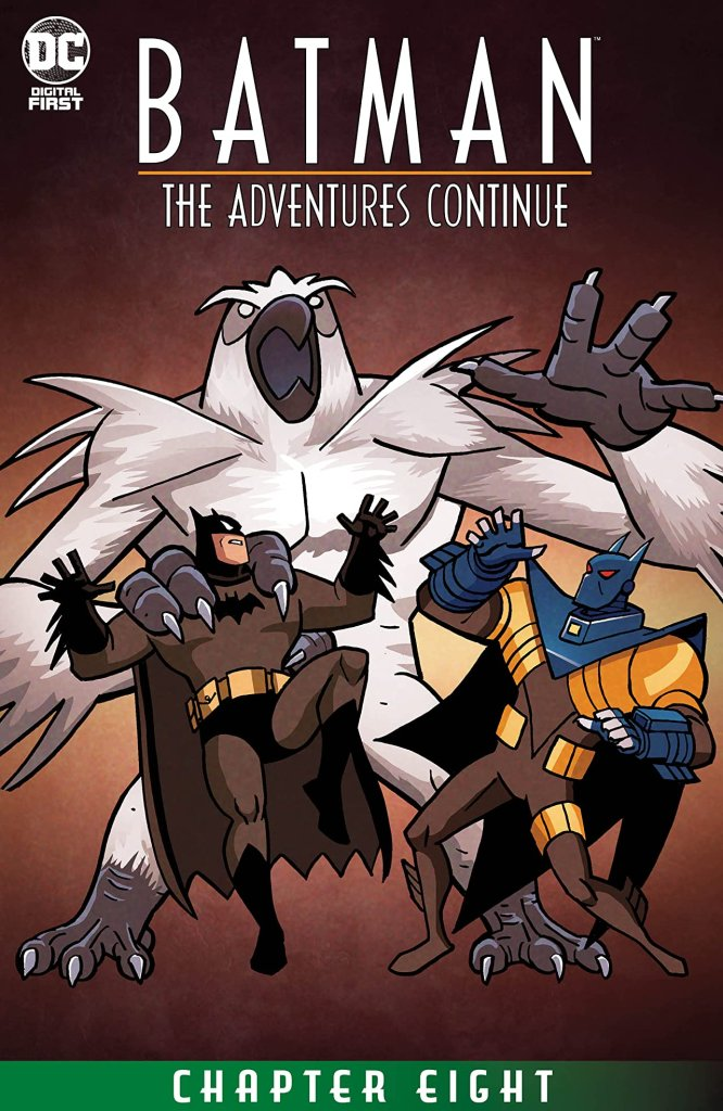 Batman: The Adventures Continue #8
