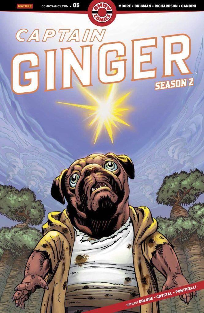 CAPTAIN GINGER Season Two #5