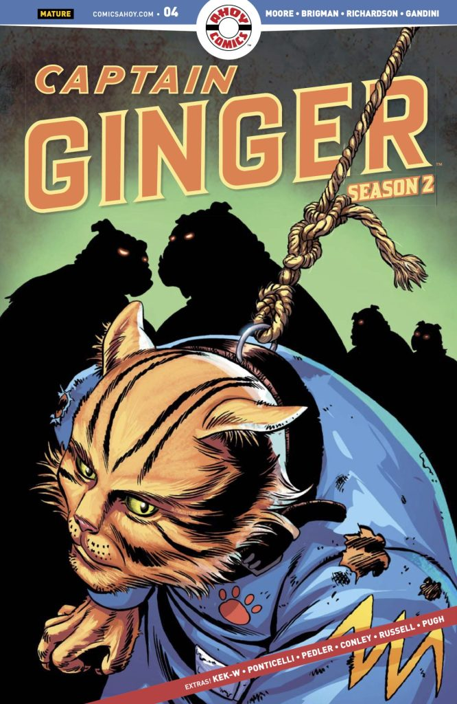 Captain Ginger Season Two #4