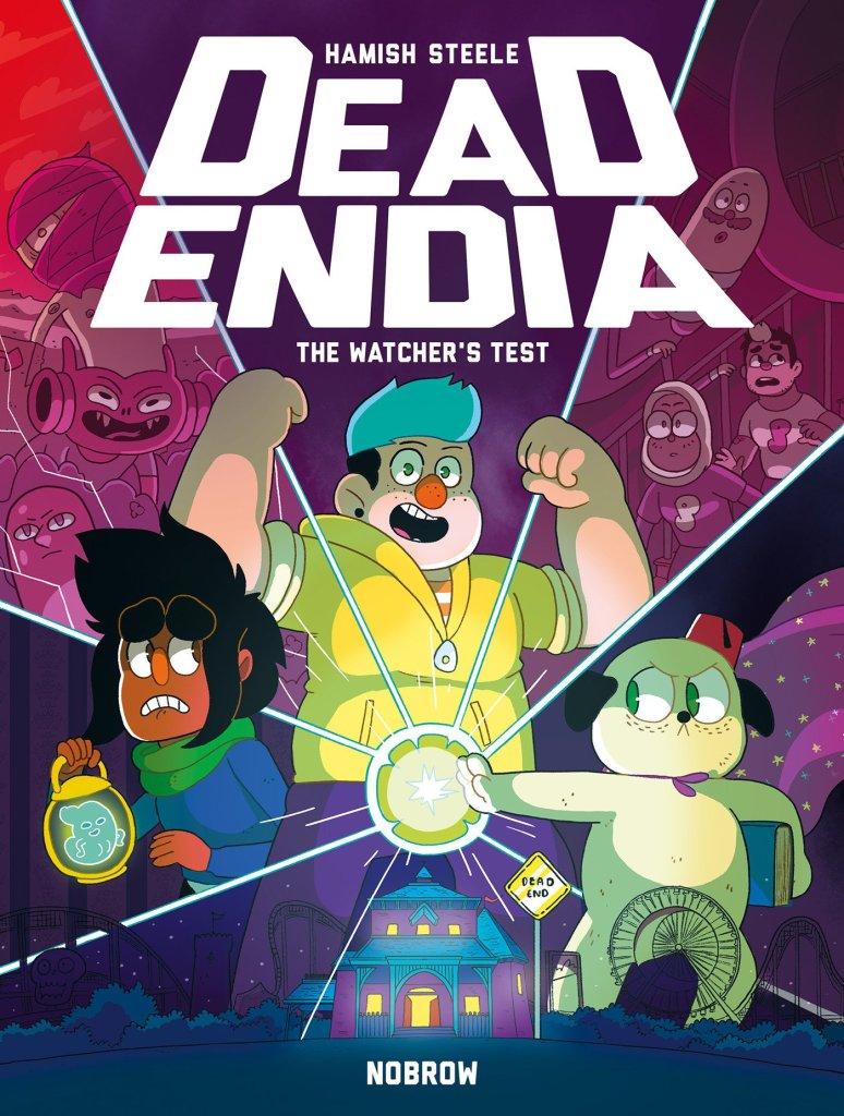 DeadEndia Book 1