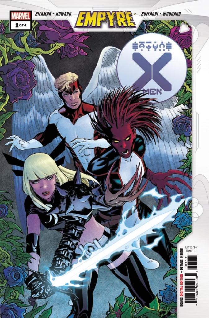 Empyre: X-Men #1 (of 4)