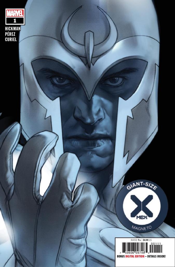 Giant-Size X-Men: Magneto #1
