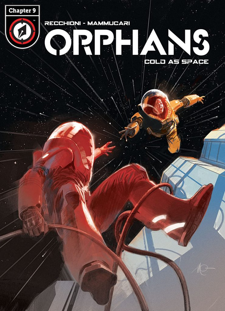 Orphans Vol. 3 #9: Cold as Space