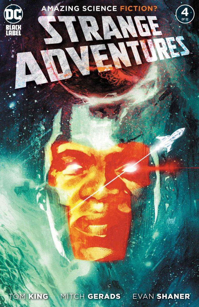 Strange Adventures #4