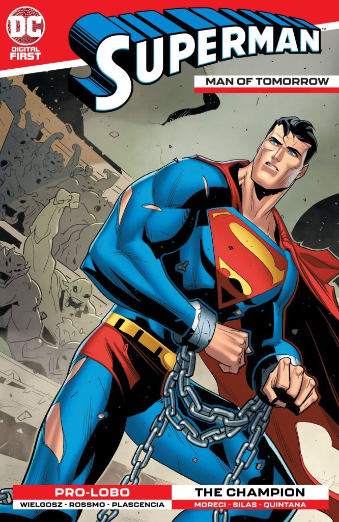 Superman: Man of Tomorrow #10
