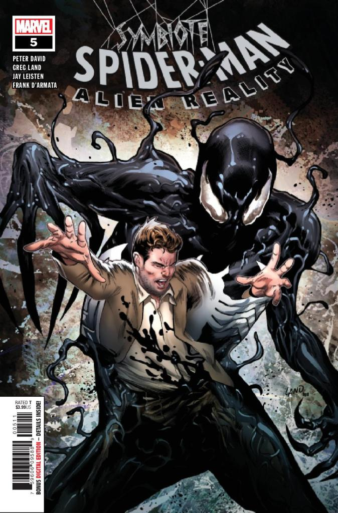 Symbiote Spider-Man: Alien Reality #5 (of 5)