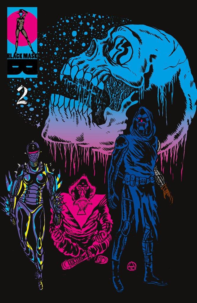 Space Riders: Vortex Of Darkness #2