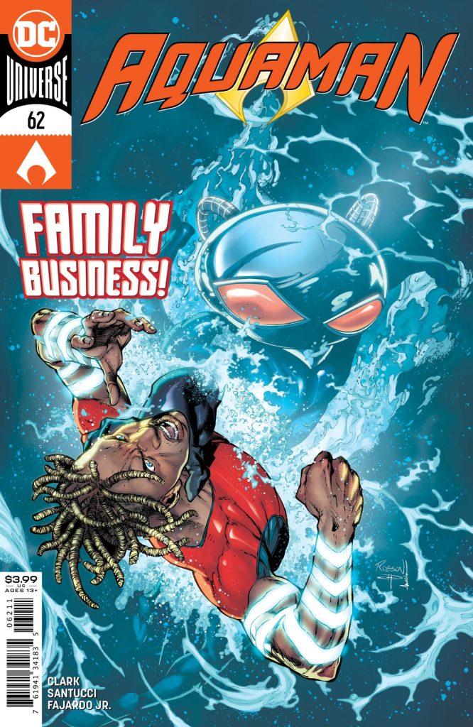 Aquaman #62