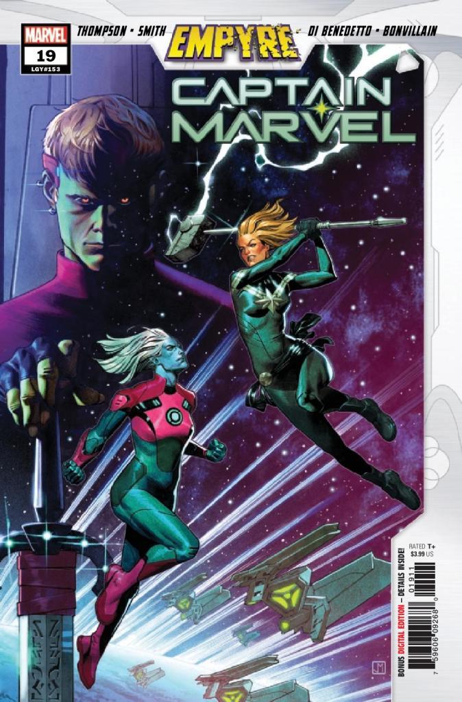 Captain Marvel #19