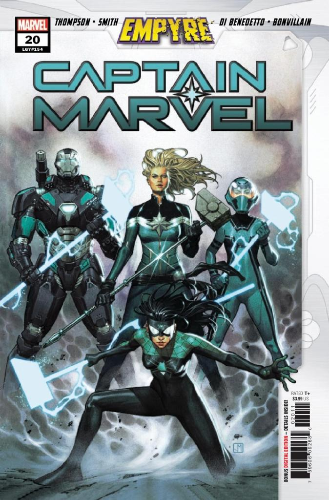 Captain Marvel #20