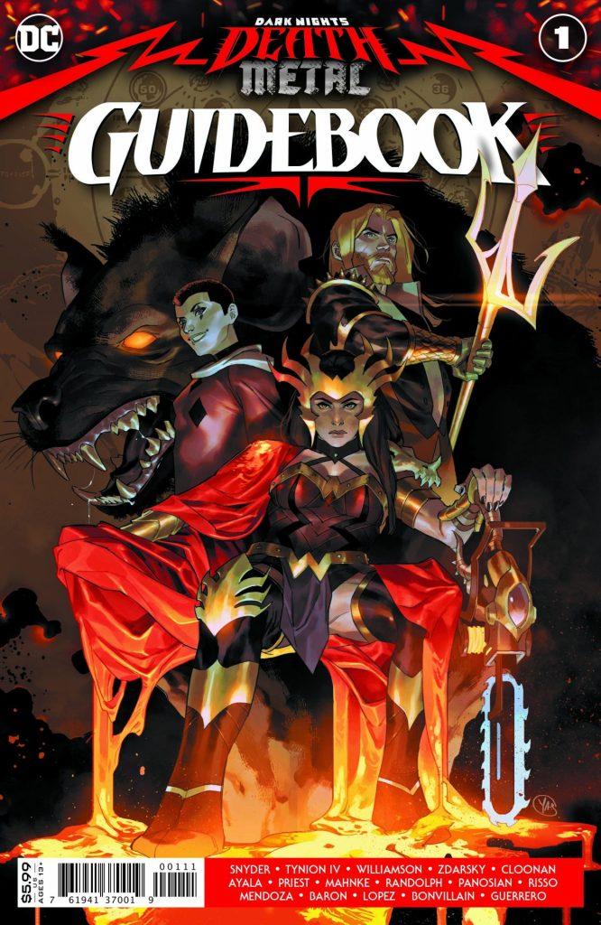Dark Nights: Death Metal Guidebook #1
