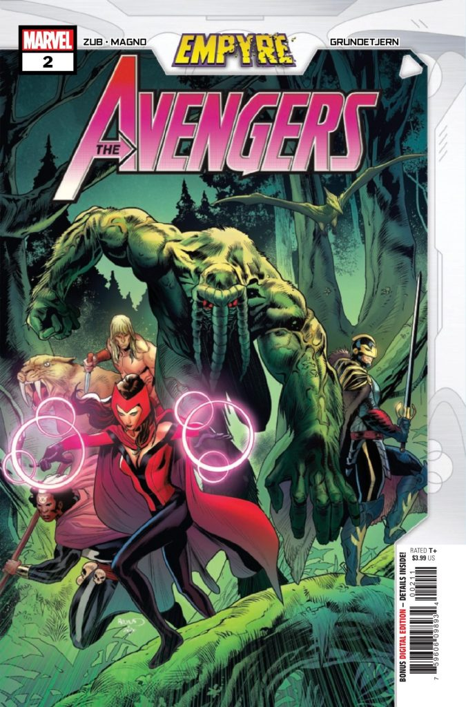 Empyre: Avengers #2 (of 3)