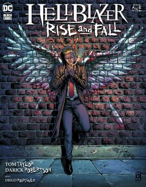 Hellblazer: Rise and Fall Book One