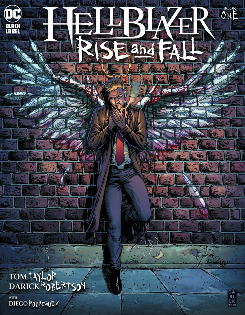 Hellblazer: Rise and Fall #1 (of 3)