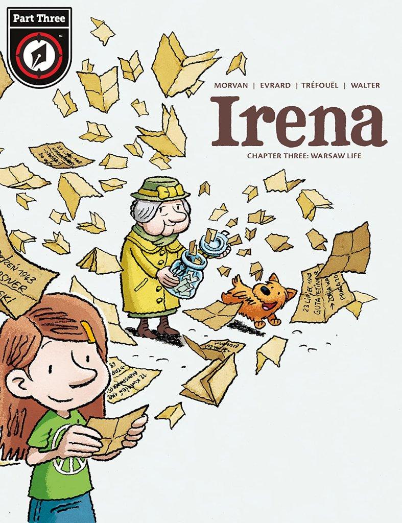 Irena Vol. 2 #3: Warsaw Life