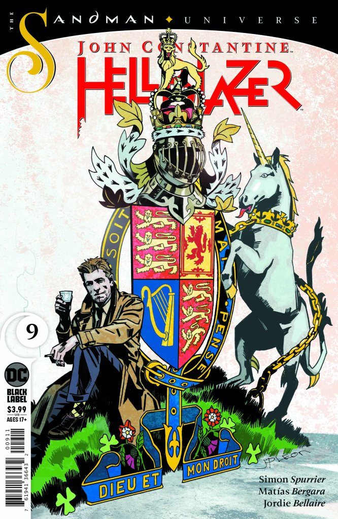 John Constantine: Hellblazer #9