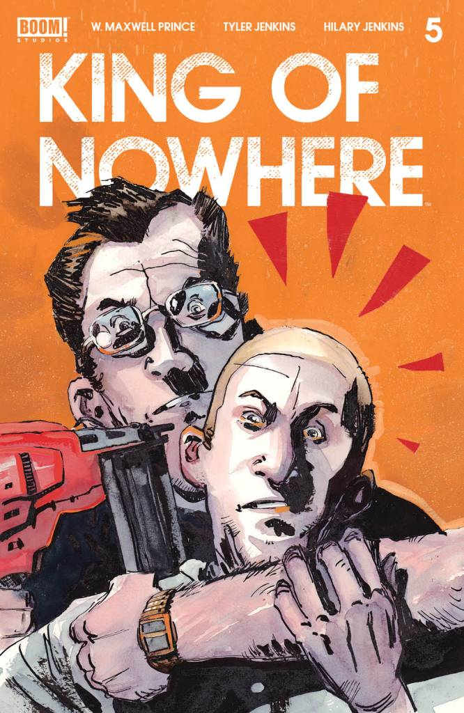 King of Nowhere #5 (of 5)