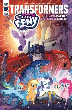 MY LITTLE PONY/TRANSFORMERS #1