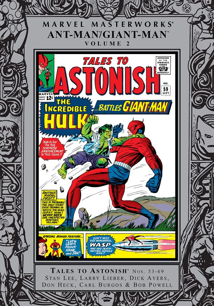 Marvel Masterworks: Ant-Man/Giant-Man Vol. 2