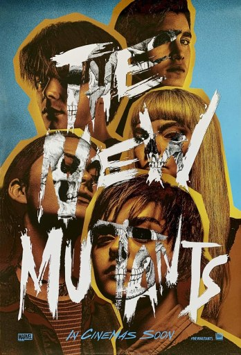 New Mutants movie poster
