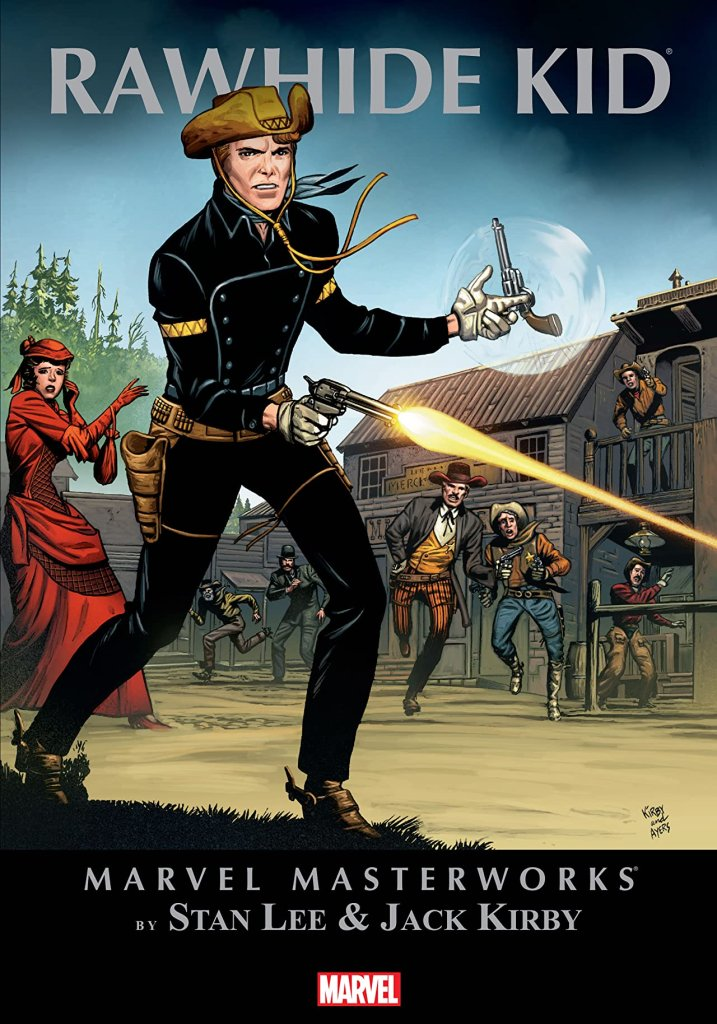 Rawhide Kid Masterworks Vol. 1