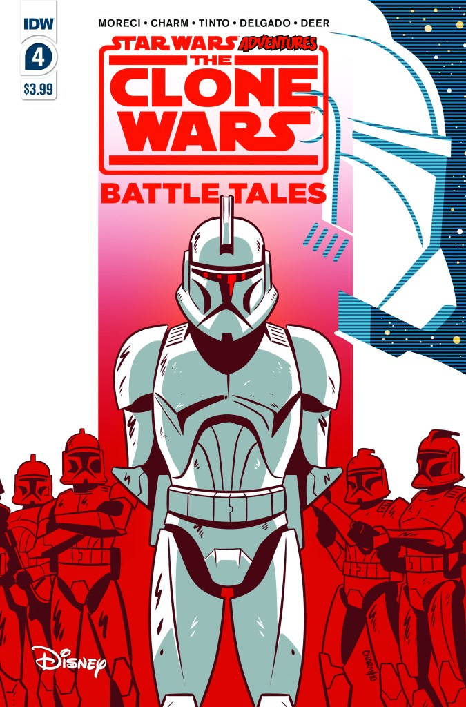 Star Wars Adventures: The Clone Wars: Battle Tales #4 (of 5)