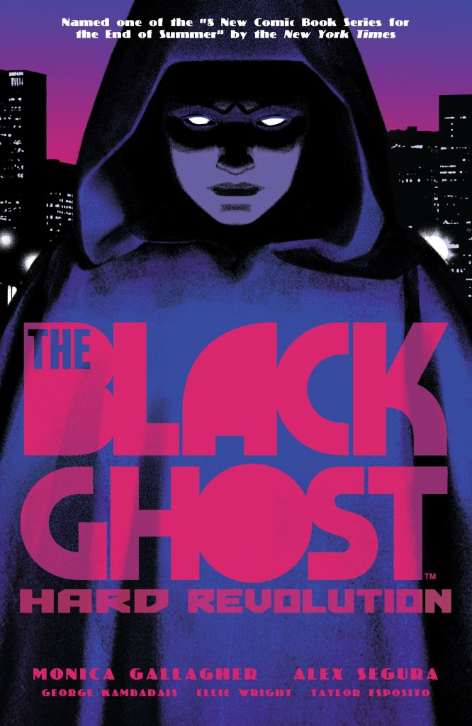The Black Ghost Volume One