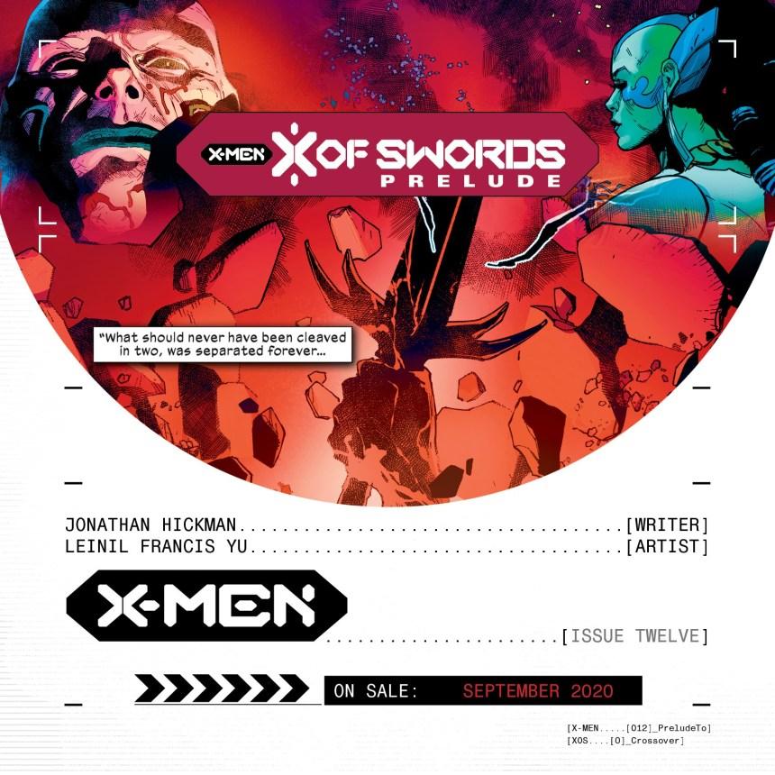 X-Men #12 teaser