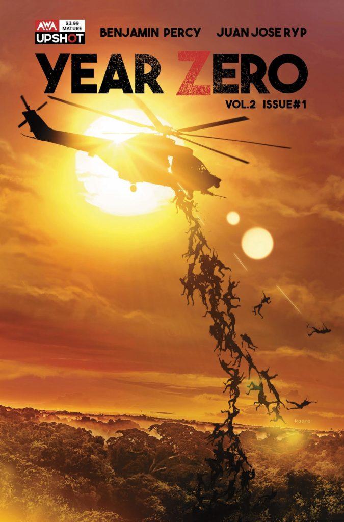 Year Zero Volume 2 #1