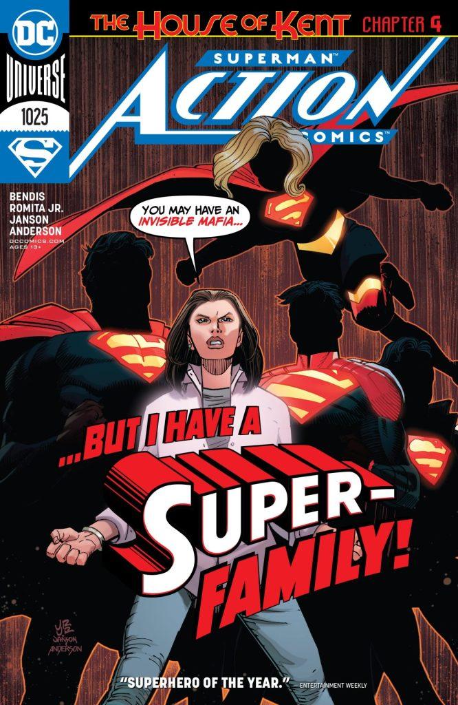 Action Comics #1025