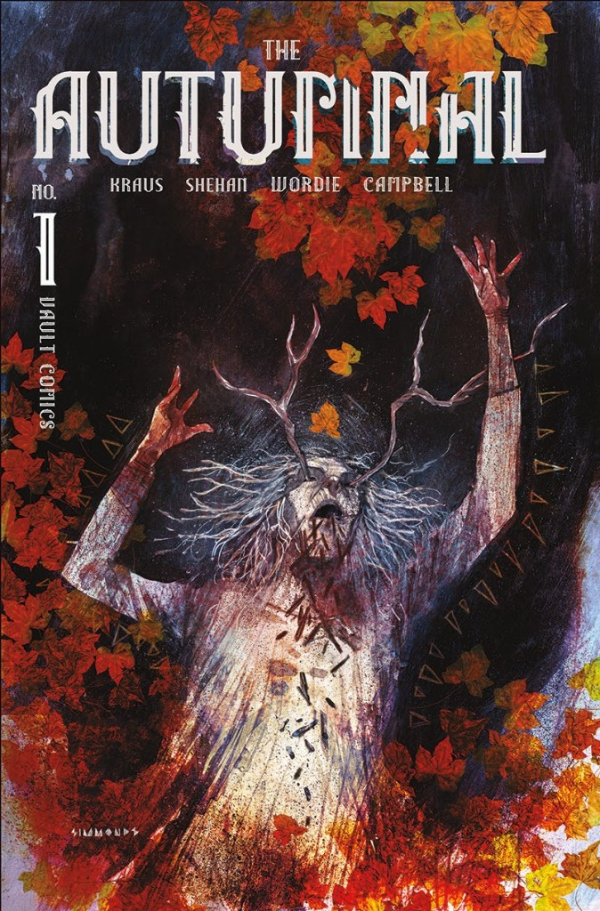 The Autumnal #1 second printing