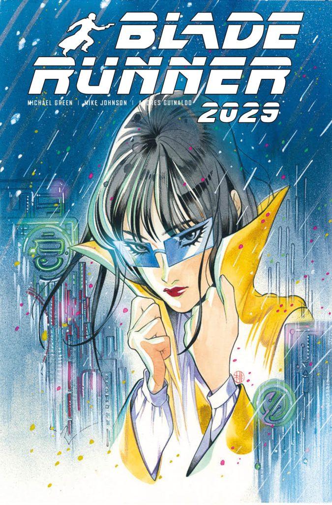 Blade Runner 2029 #1 Peach Momoko cover