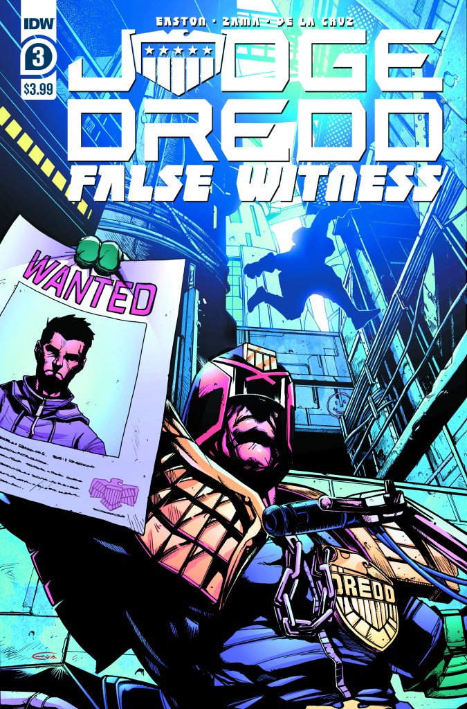 Judge Dredd: False Witness #3 (of 4)