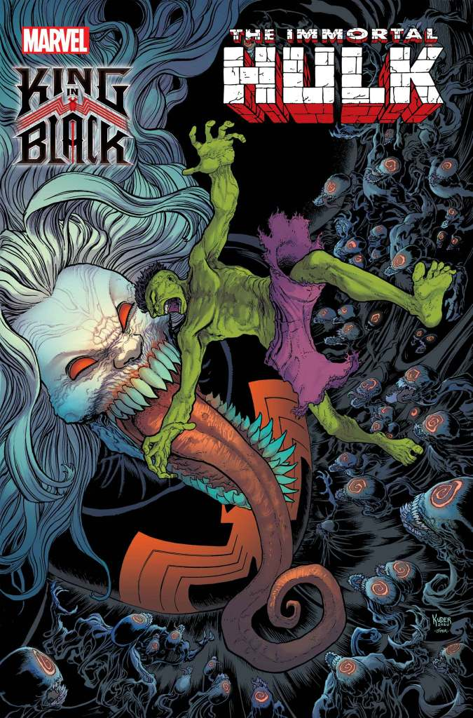 KING IN BLACK: IMMORTAL HULK #1