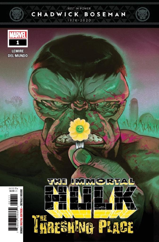 Immortal Hulk: Threshing Place #1
