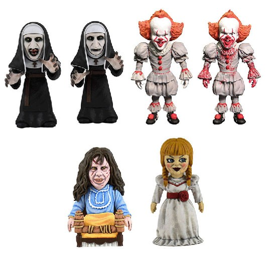 Horror D-Formz PVC Figurines Series 1 Asst.