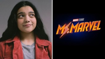 Iman Vellani Ms. Marvel