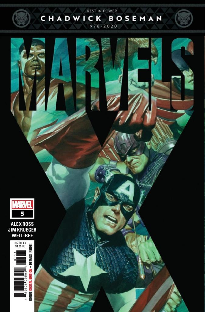 Marvels X #5 (of 6)