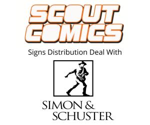 Scout Comics Simon & Schuster